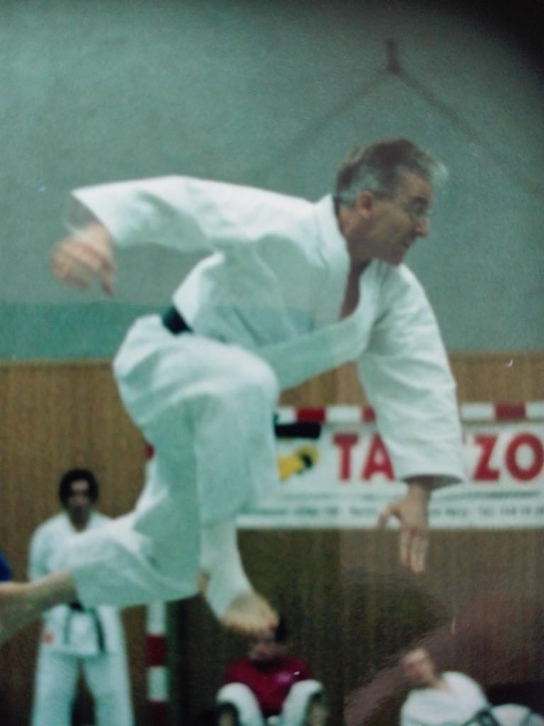 Kimon Haseloff, 4. Dan